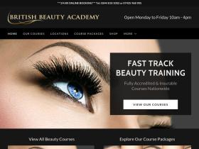 British Beauty Academy Promo Code