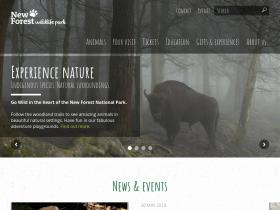 New Forest Wildlife Park Promo Code