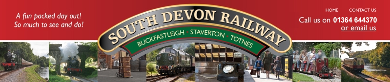 South Devon Railway Promo Code